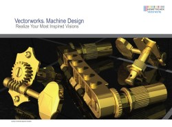 Vectorworks Machine Design 2010 Brochure