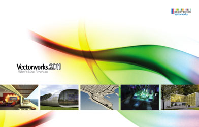 Vectorworks 2011 Whats New Brochure