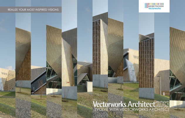 Vectorworks Architect 2013 Brochure