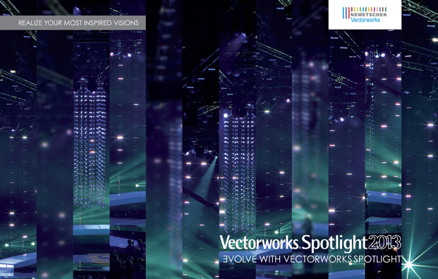 Vectorworks Spotlight 2013 Brochure