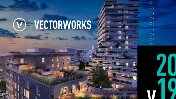 Vectorworks 2019 - Free Service Select with purchase of a