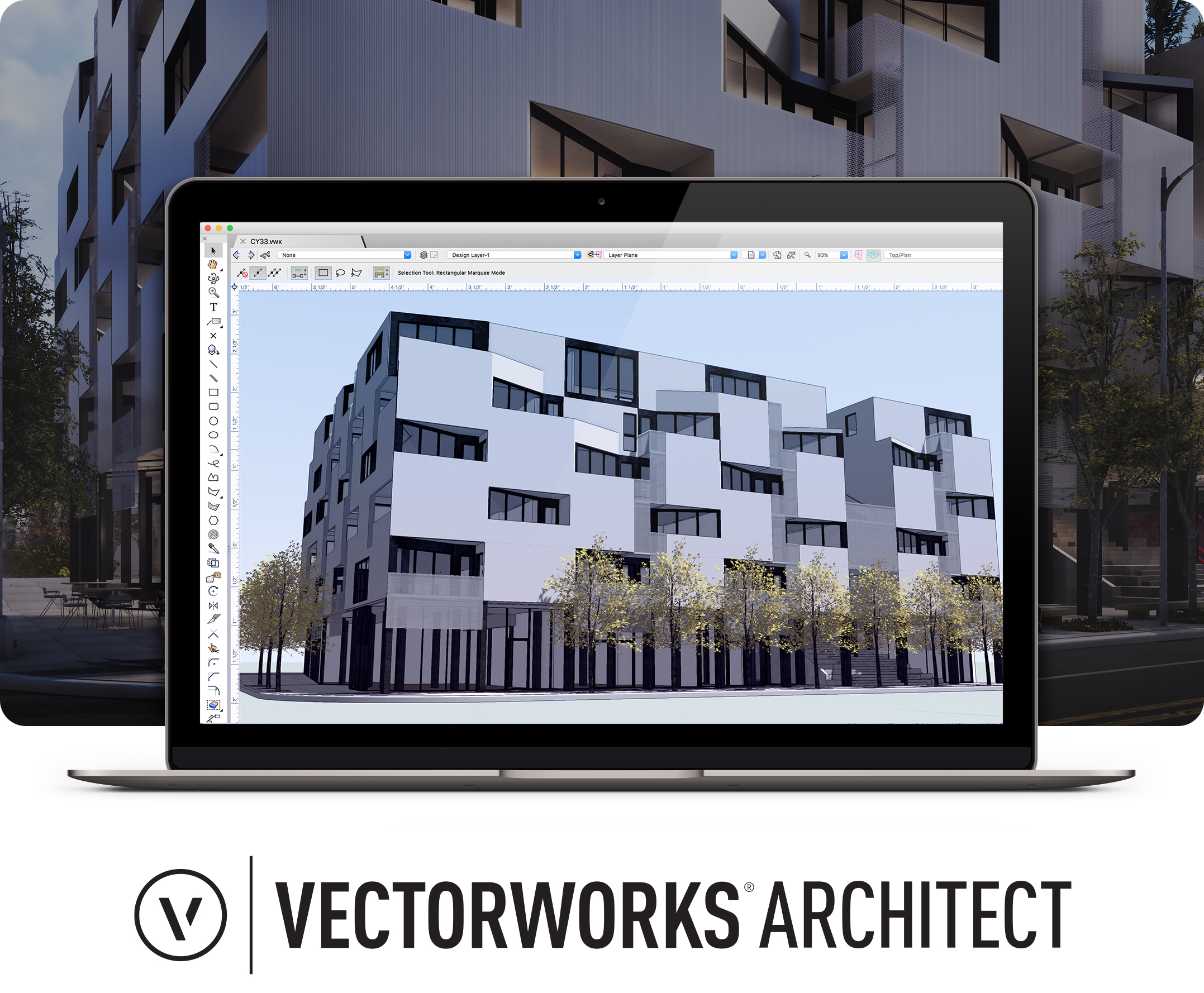 Vectorworks Architect 2020 Getting Started Tutorial