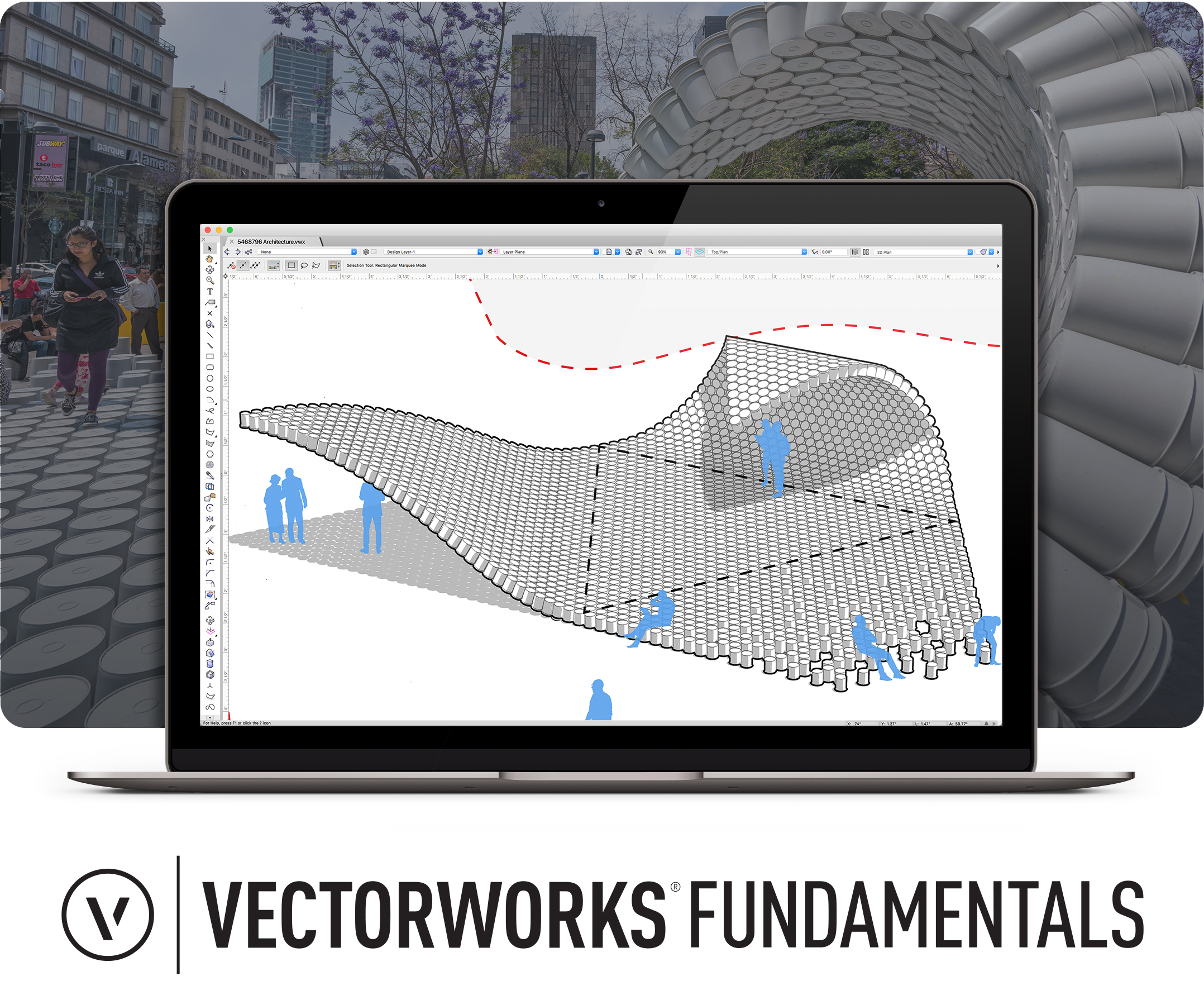 Vectorworks Fundamentals 2020 Getting Started Tutorial