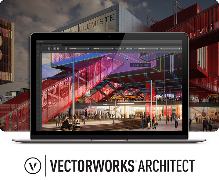 Vectorworks Architect 2021 Getting Started Tutorial