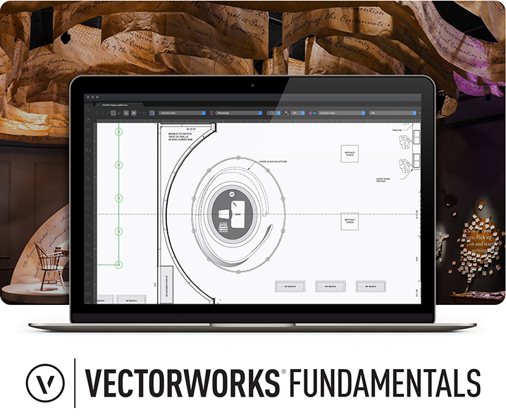 Vectorworks Fundamentals 2021 Getting Started Tutorial